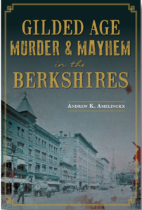 Murder Mayhem in the Berkshires Book cover